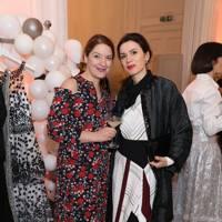 Natasha Pearlman and Lara Bohinc