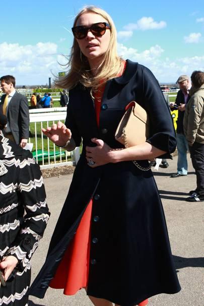 Jodie Kidd in 2015
