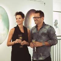 Stephanie Dumeau and Laurent Dumeau