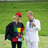Ann Fitz-gerald and Henry Pitman