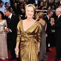 Meryl Streep wearing Lanvin in 2012