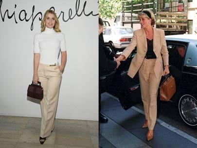 Lady Kitty Spencer Diana Princess Of Wales Style Inspiration Tatler