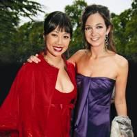 Cynthia Wu and Celia Weinstock