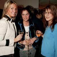 Olivia Buckingham, Violet von Westonholz and Princess Florrie von Preussen