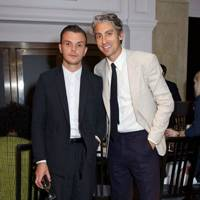 Theo Hutchcraft and George Lamb