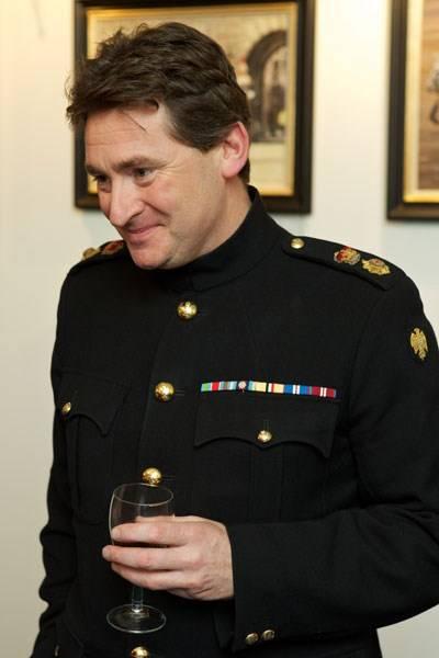 Lieutenant Colonel Dan Hughes