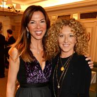 Heather Kerzner and Kelly Hoppen