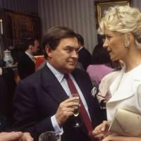 Princess Michael of Kent and Kevin Kelly
