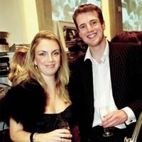 Lady Sybilla Hart and James Dent