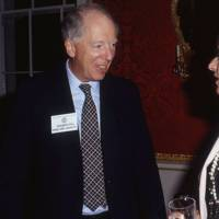 Lord Rothschild and the Hon Rosa Monckton