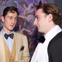 Freddie Ulmann and Oliver Constantine
