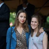 Flora Pownall and Amy Boyce