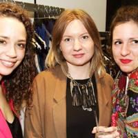 Di Pickin, Marta Szymczyk and Mariana Kazarnovsky