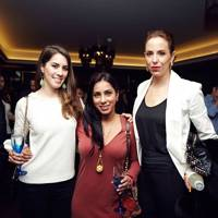 Jacqueline Cooke, Vanessa Arelle and Aman Sarkaria