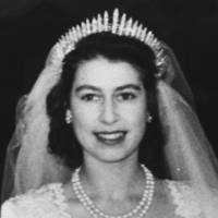 The Queen Mary's Fringe Tiara
