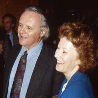 Sir Anthony Hopkins and Lady Hopkins