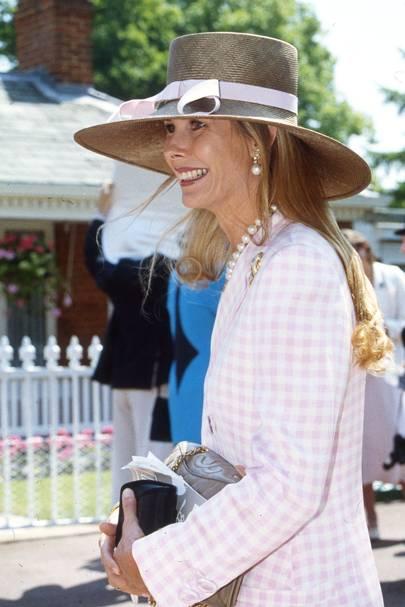Mrs Robert Sangster