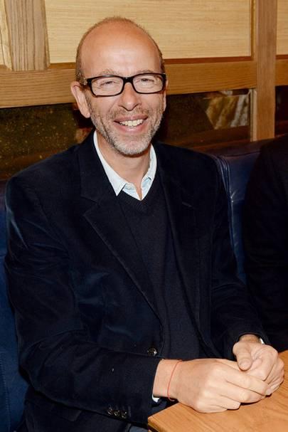 Eric Fellner