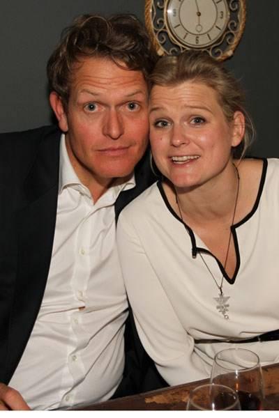 Sixten Eriksson and Joanna Eriksson