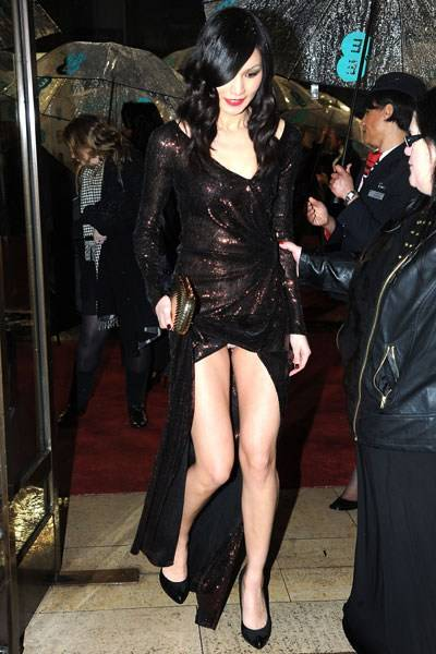 The Angelina's Leg Prize for Pins: Gemma Chan