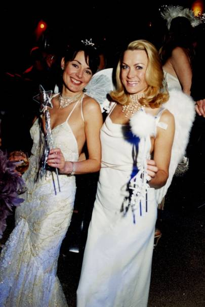 Sharon Fifer and Helen Fairbrother
