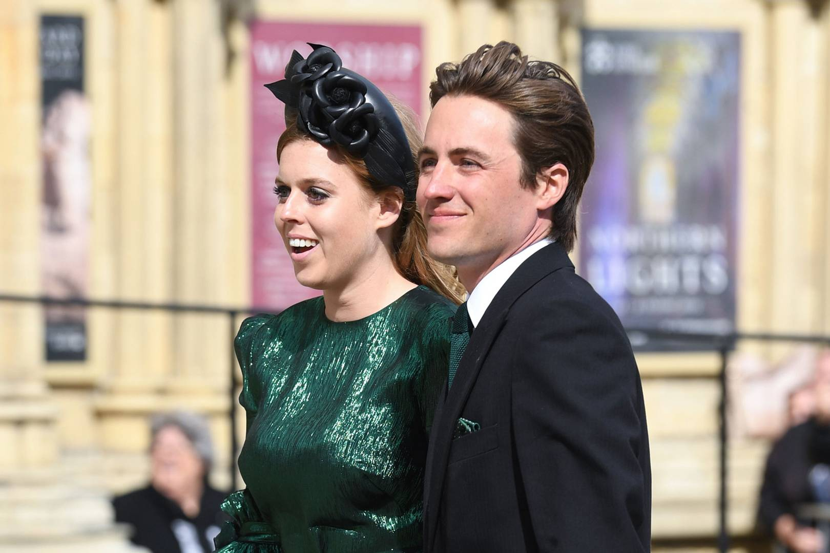Who Will Make Princess Beatrice S Wedding Dress Tatler