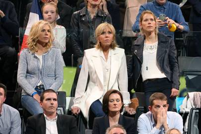 The Man France S First Lady Left For Her Former Student Emmanuel Macron Has Died Tatler