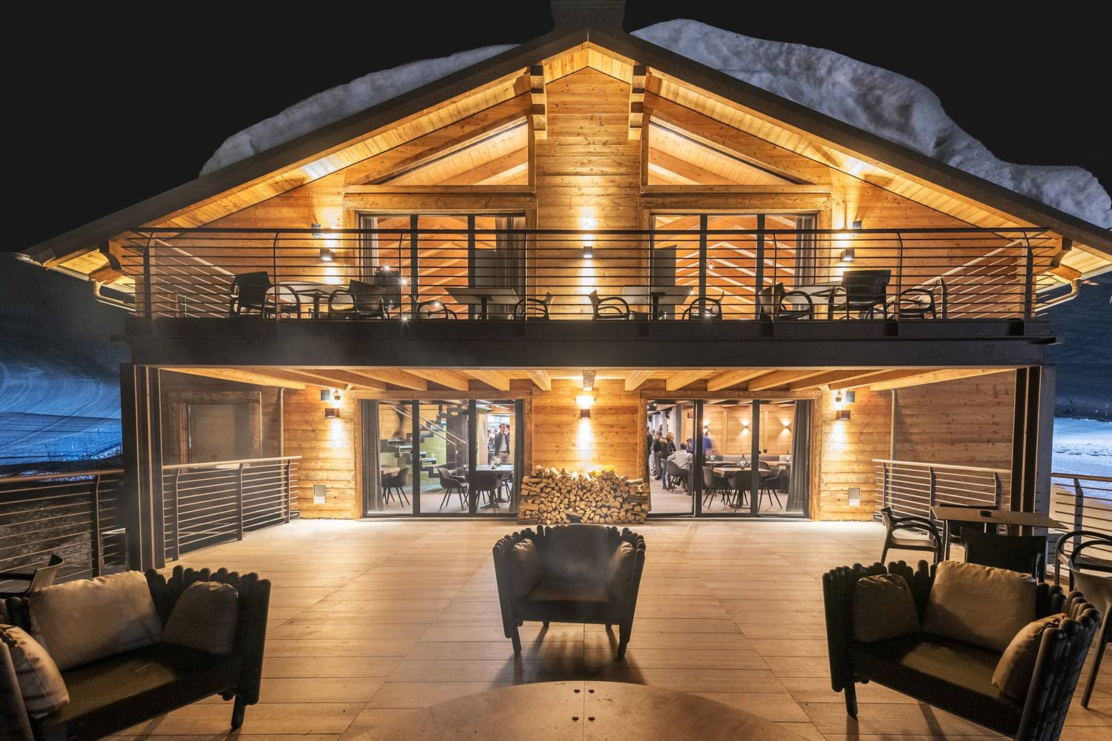 Five hot chalet openings to know about this season