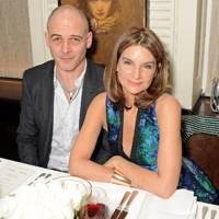 Dinos Chapman and Natalie Massenet