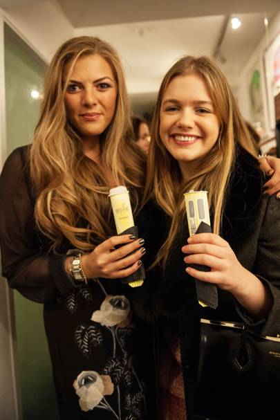 Camilla Drabble and Phoebe Salter