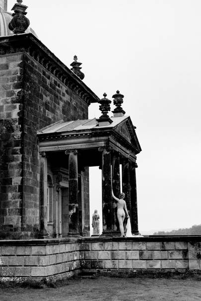 Victoria Rowley at Castle Howard