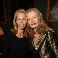 Lady Cohen and Lady Weidenfeld