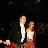 The Hon. John Drummond and Daisy Drummond