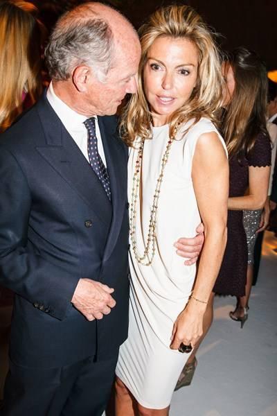 Renato Mazzolini and Carine Mazzolini