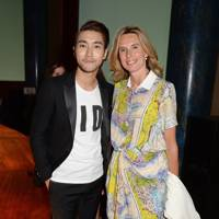 Siwon Choi and Pia Denis