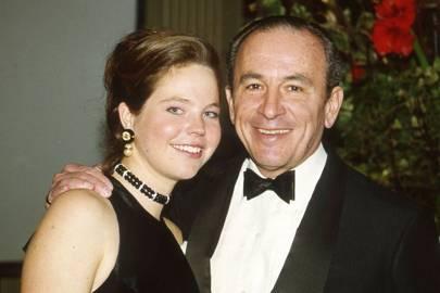 Leonora Fitzgibbons and Philip Harari