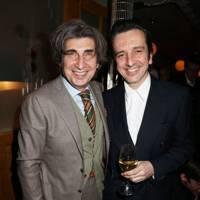 Gene Krell and Luca Stoppini