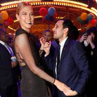Karlie Kloss and Dynamo