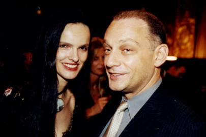 Bettina von Hase and Neil Mendoza