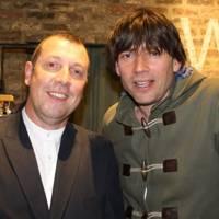 Fergus Patterson and Alex James