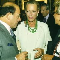 Adrian Ginsberg, Princess Michael of Kent and Countess Apponyi