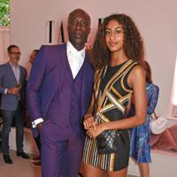 Ozwald Boateng and Emilia Boateng
