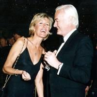 The Hon Mrs Robert Wynn and Michael Jardine-Paterson