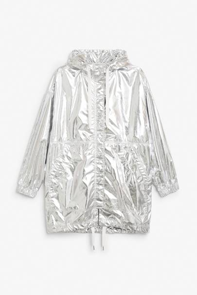 Monki raincoat