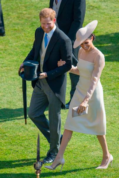 The Duke of Sussex and the Duchess of Sussex
