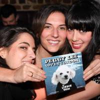 Leah Benrimoj, Katrina Kutchinsky and Melissa Hemsley