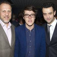 Nigel Lindsay, Nick Payne and Daniel Mays