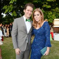 Matthew Morrison and Princess Beatrice