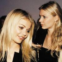 Jemma Kidd and Jodie Kidd