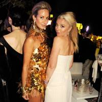 Lady Victoria Hervey and Tamara Beckwith
